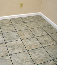 Finished Basement Flooring Products In Colorado Amp New