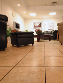 Waterproof Tiled Basement Flooring In Colorado Beautiful